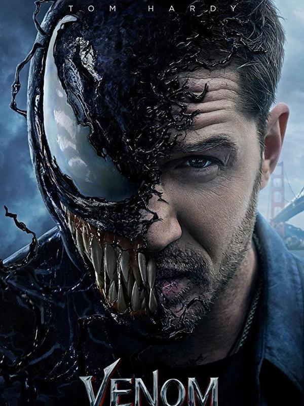 Venom versi film. (Sony Pictures)