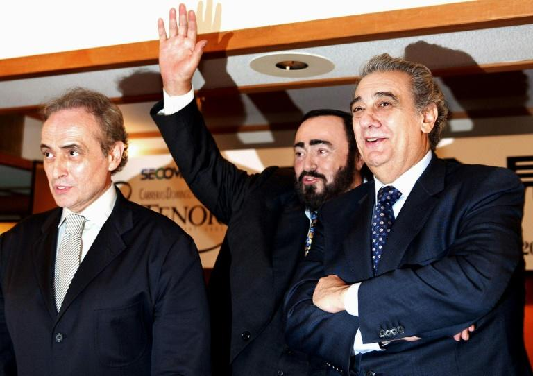 """The Three Tenors"" -- Jose Carreras, Luciano Pavarotti and Placido Domingo -- lit up the world pf classical music during the 1990s and early 2000s"