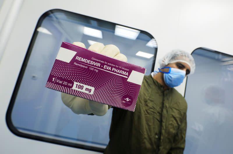 European countries face shortages of COVID-19 drug remdesivir