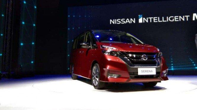 Nissan Serena Gantikan Posisi Wuling Cortez di Penjualan MPV Terbanyak