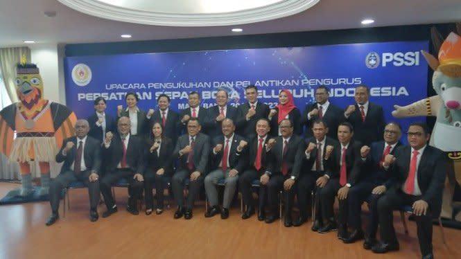 Gagasan Ketum PSSI Lanjutkan Liga 1 Bisa Terganjal dari Dalam
