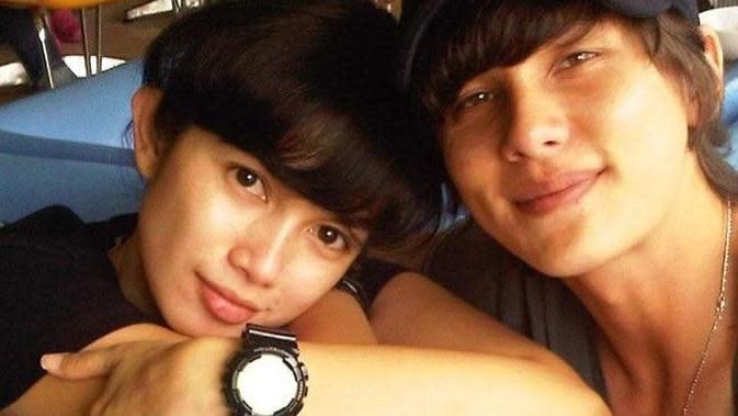 Potret Lawas Pasangan Seleb (Sumber: Instagram/andhiiikapratama