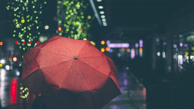Ilustrasi Hujan. (Bola.com/Pixabay)