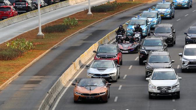 Demi Keselamatan, Regulasi Suara Kendaraan Listrik Harus Diperhatikan