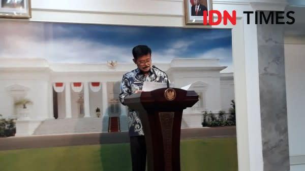 Jokowi Perintahkan Menteri Pertanian Siapkan Ekspor Beras Tahun Depan