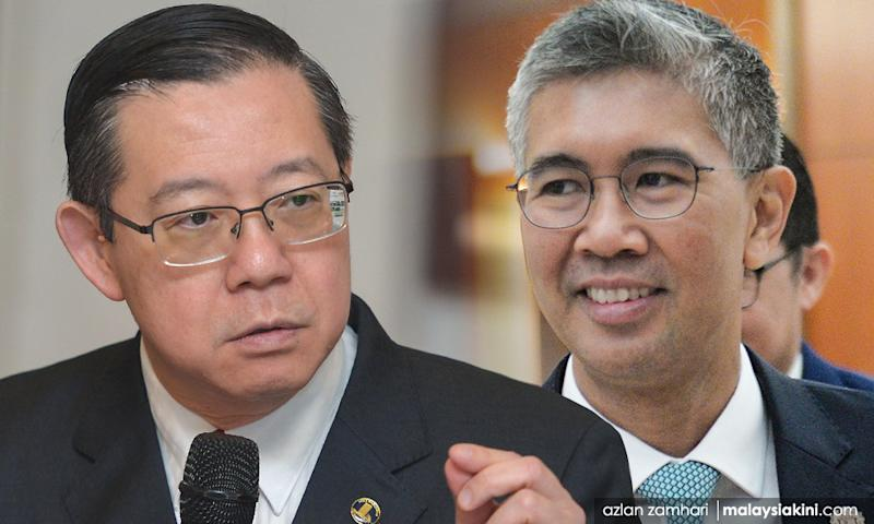 Guan Eng dares Zafrul to tell all, claims it will expose 'pengkhianat' ministers
