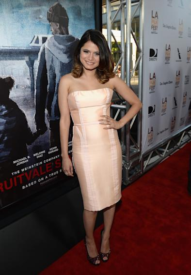 "2013 Los Angeles Film Festival Premiere Of The Weinstein Company's ""Fruitvale Station"" - Red Carpet"