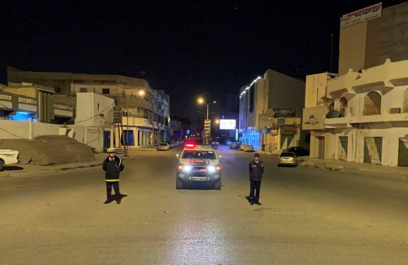 Libyan combatants resume fighting despite coronavirus truce call