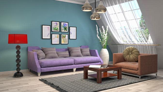 Rumah sebaiknya memiliki desain interior yang dapat menimbulkan kesan sejuk agar keluarga semakin betah di rumah. Apa yang bisa dilakukan?