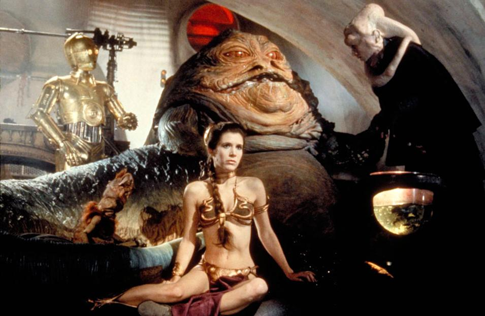 Stuart Freeborn Jabba the Hutt