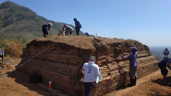 Menelusuri Jejak Keberadaan Kawasan Permukiman Kuno Era Majapahit di Lamongan