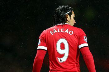 Falcao 'has faith' over Manchester United stay