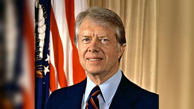 Jimmy Carter (Public Domain)