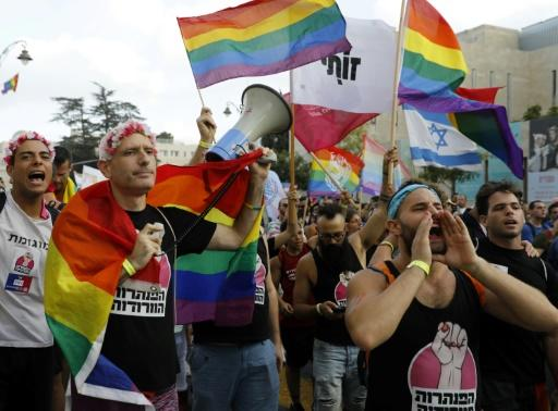 Thousands of people took part in Jerusalem's Gay Pride parade where a 2015 attack on marchers killed a 16-year-old girl