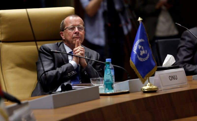 U.N. says Libya sides agree to truce talks