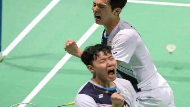 Gawat, Kevin/Marcus Bentrok Vs Duo Penghancur Mimpi di China Open 2019