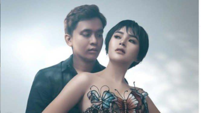 Amanda Manopo dan Billy Syahputra Terekam Jalani Foto Sesi 'Panas'