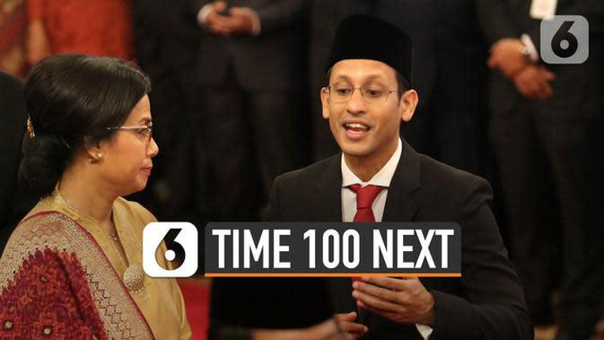 VIDEO: Alasan di Balik Nadiem Masuk Daftar TIME 100 Next