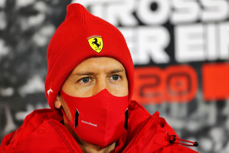Vettel hopes to see Mick Schumacher racing in F1 next year