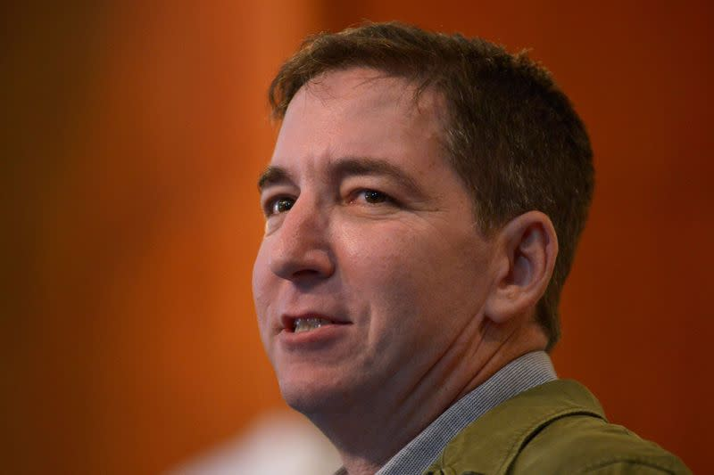 Brazilian judge delays 'for now' decision on indictment of U.S. journalist Greenwald