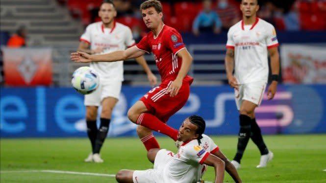 Hasil Lengkap Pertandingan: Bayern Munich Juara, Liverpool Pesta Gol