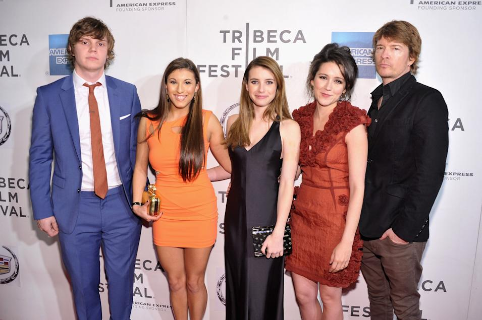 """Adult World"" World Premiere - 2013 Tribeca Film Festival"