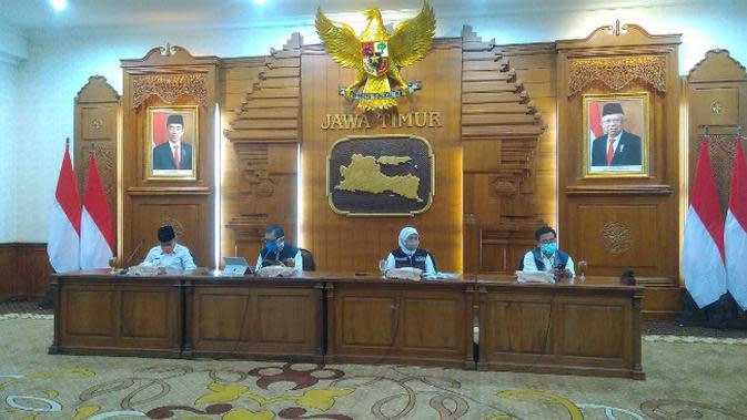 Update Corona COVID-19 Jawa Timur pada 9 Agustus 2020