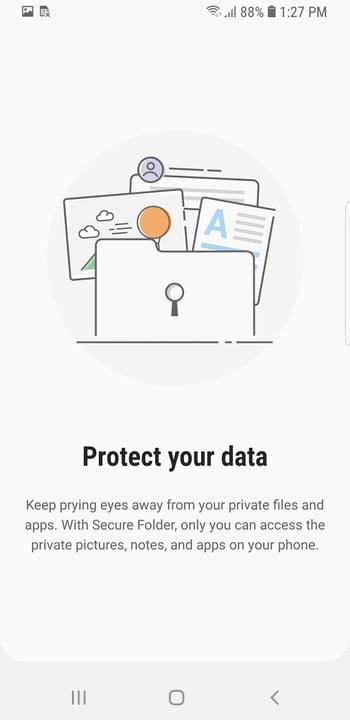 galaxy s9 tips and tricks new secure folder 3