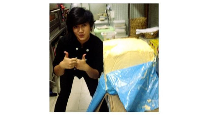 Poter Jadul 6 Chef Tanah Air Ini Bikin Kaget dan Curi Perhatian (sumber:Instagram/@renattamoeloek)
