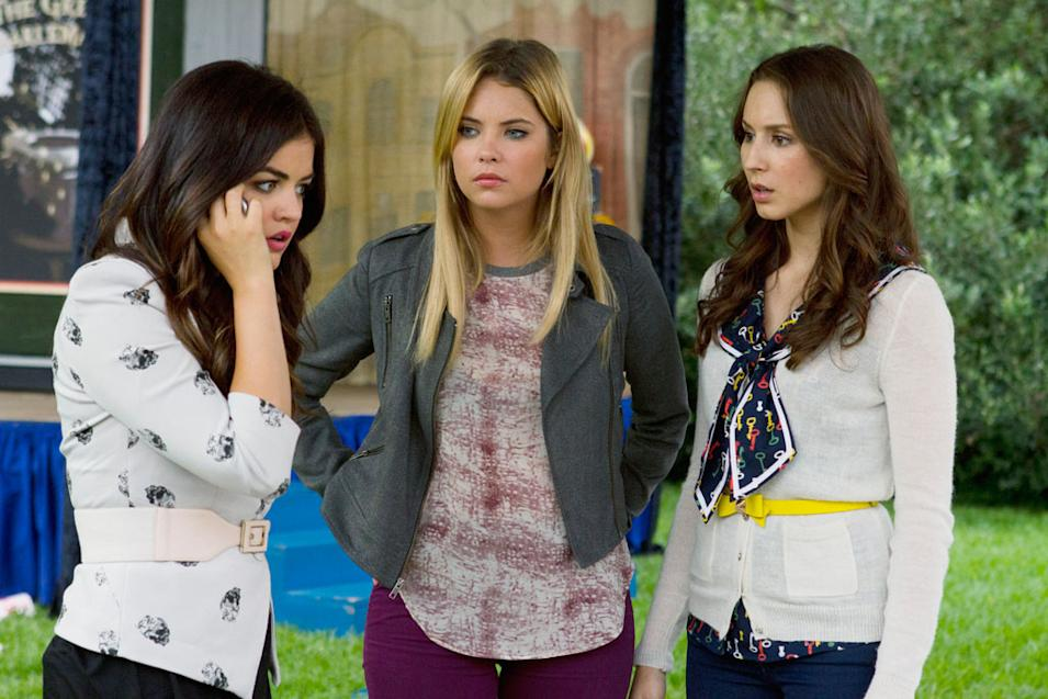 """Pretty Little Liars"" - ""Now You See Me, Now You Don't"""