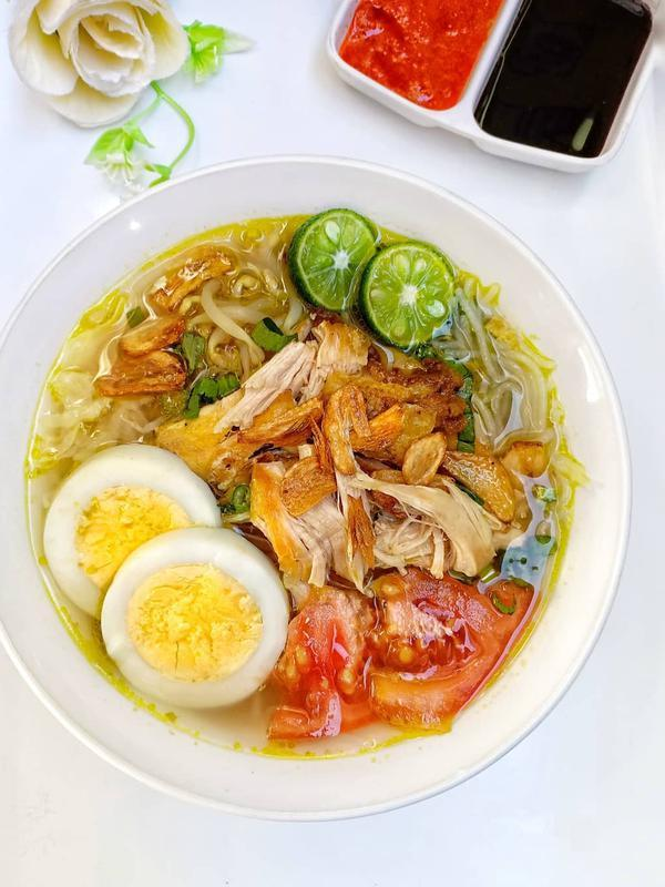 Resep Soto Ayam Lamongan/doyanresep.com
