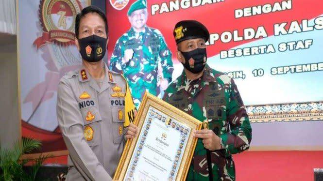 Penegakan Protokol Kesehatan di Pilkada, Polda Kalsel Gandeng TNI