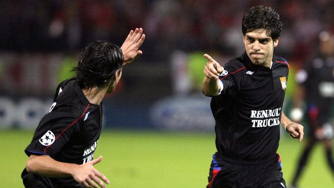 Juninho. (AFP/Philippe Marle)