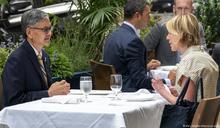 美大使會晤台灣代表 挺台參與聯合國事務