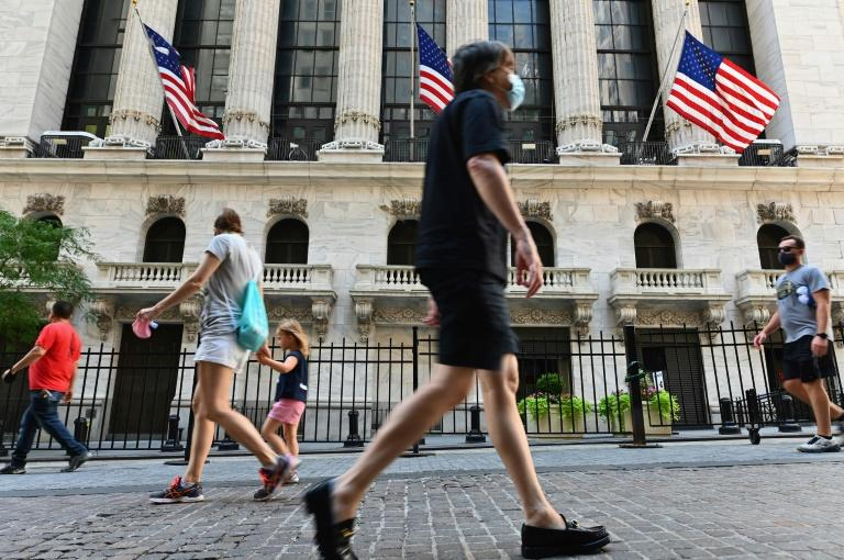 Dow erases 2020 losses as US stocks charge upwards