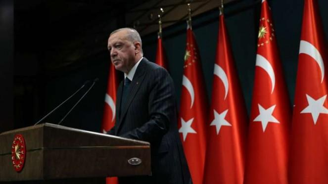 VIVA Militer: Turkey President.