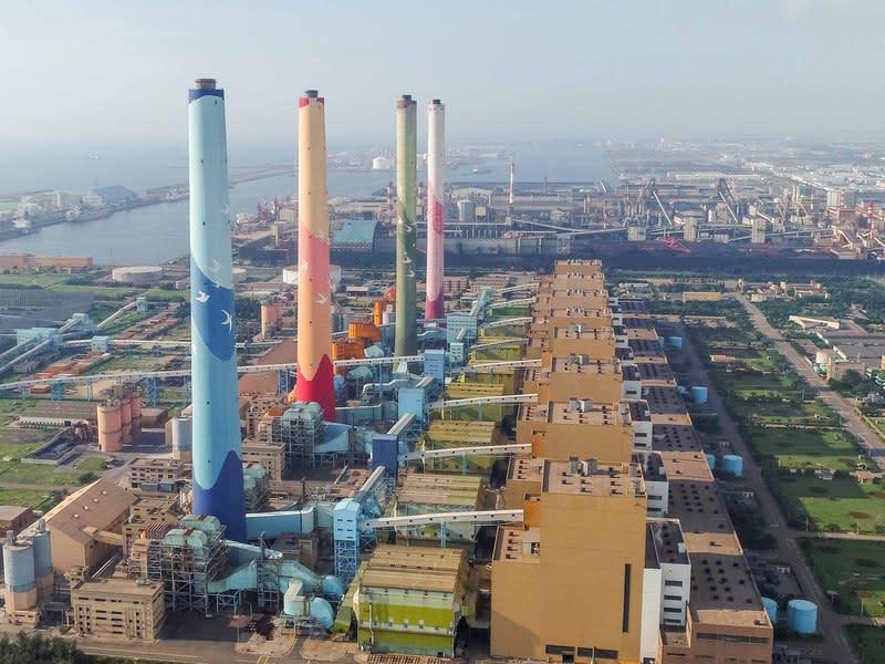反空汙公投 火力發電逐年降低1%
