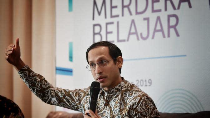 Nadiem Apresiasi Kehadiran Universitas Asing Unsia di Indonesia