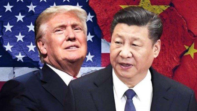 Amerika Sewot China Ogah Ikut Perjanjian Nuklir 3 Negara