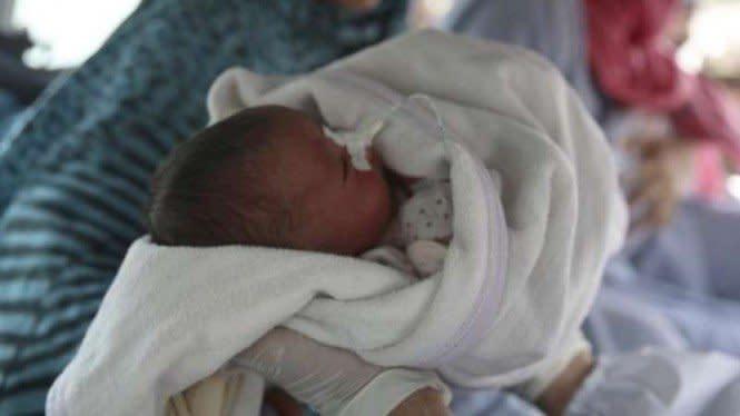 Biadab, 2 Bayi Mati Ditembaki Teroris Negara Islam Irak dan Syam