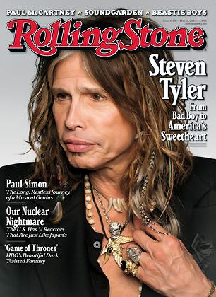 The Emancipation of Steven Tyler