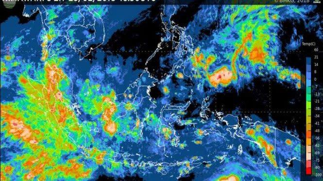 BNPB: Manfaatkan Data Meteorologi untuk Antisipasi La Nina