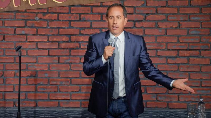 Jerry Seinfeld: Jerry Before Seinfeld on Netflix