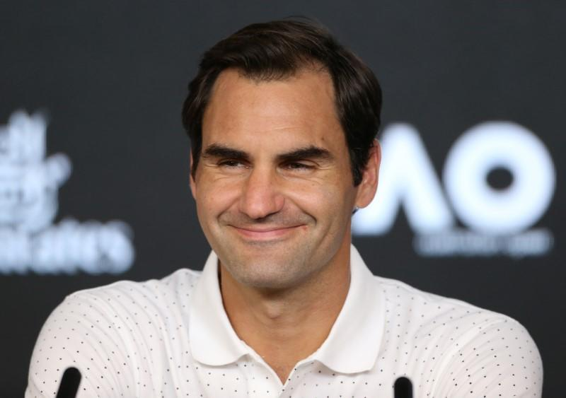 Undercooked Federer hopes for fast start at Melbourne Park
