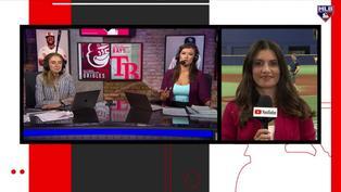 大聯盟新里程碑!首度全女性播報團隊轉播金鶯與光芒之戰【珍奇場面】20210721
