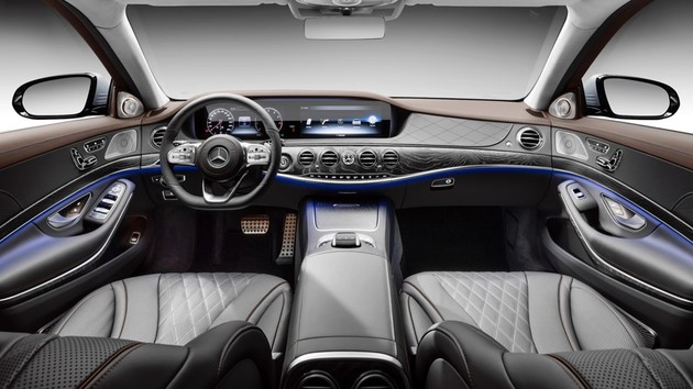 小改款 Benz S Class正式發表!