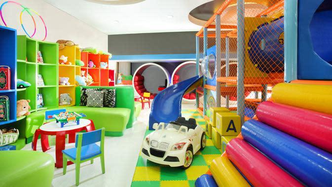 Kids Club di DoubleTree by Hilton Jakarta - Diponegoro. (dok. DoubleTree by Hilton Jakarta - Diponegoro)