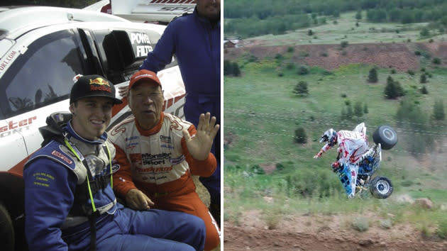 Quadriplegic driver aims for a new first: Racing up Pikes Peak