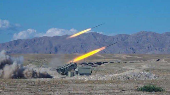 VIVA Militer: Roket Angkatan Bersenjata Armenia