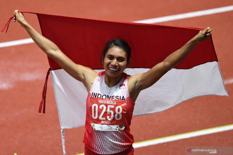 Emas SEA Games terakhir bagi Maria Londa